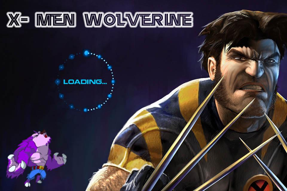 Screenshot Xmen: Wolverine